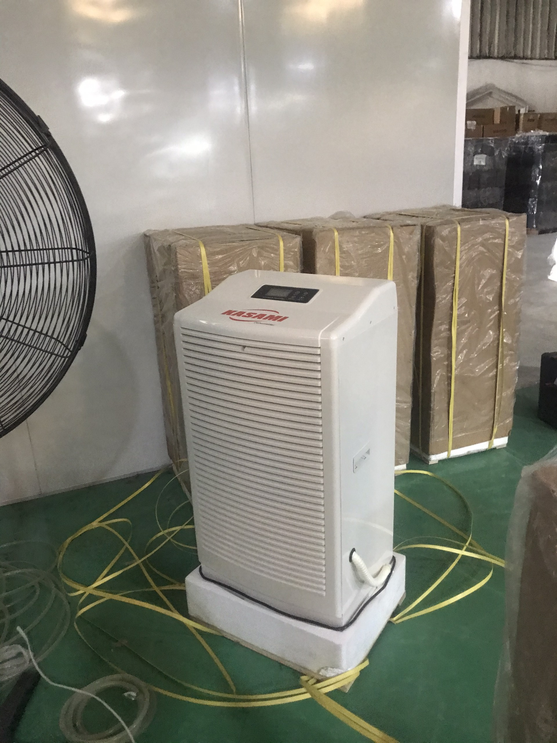 Máy hútẩm công nghiệp Kasami KD-150