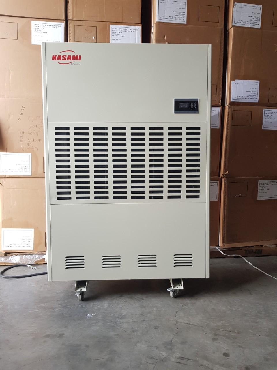 Máy hút ẩm công nghiệp Kasami KD-480