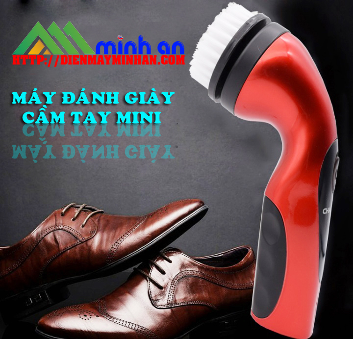 Máy đánh giày cầm tay mini Chaozan