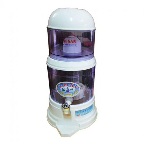 Bình lọc nước Samsan NL-9801 (03 cấp, để bàn)