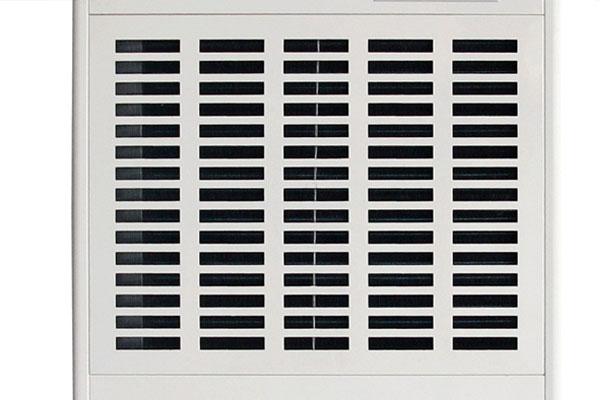 Cửa thoát gió của máy hút ẩm Fujie HM-2408D