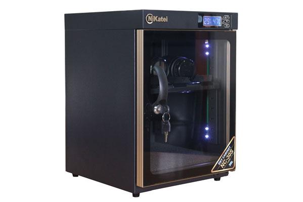 Tủ chống ẩm cao cấp Nikatei NC-30S Gold