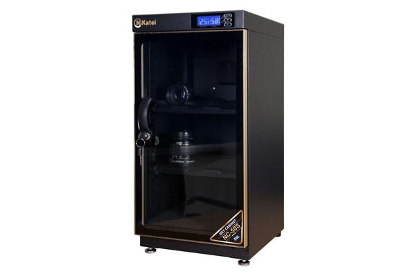 Tủ chống ẩm cao cấp Nikatei NC-50S Gold