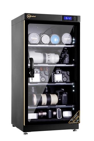 Tủ chống ẩm cao cấp Nikatei NC-100S Gold, Silver