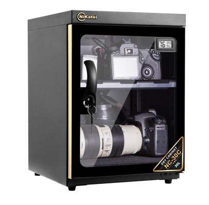 Tủ chống ẩm cao cấp Nikatei NC-30C Gold