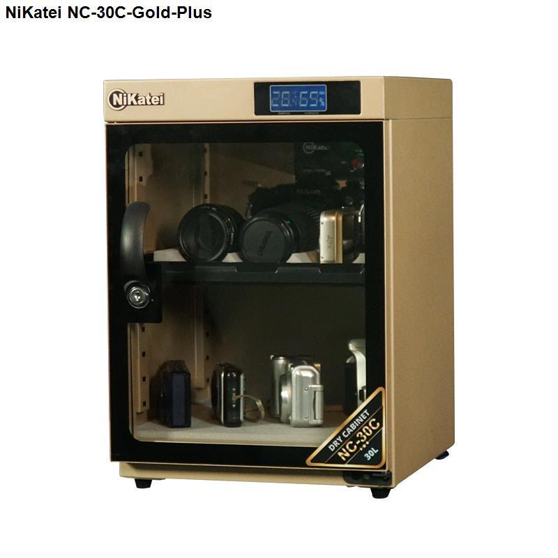 Tủ chống ẩm cao cấp NC-30C Gold Plus