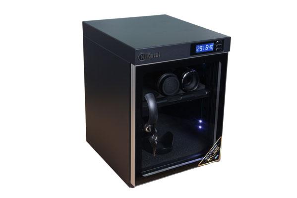 Tủ chống ẩm cao cấp Nikatei NC-30S Silver