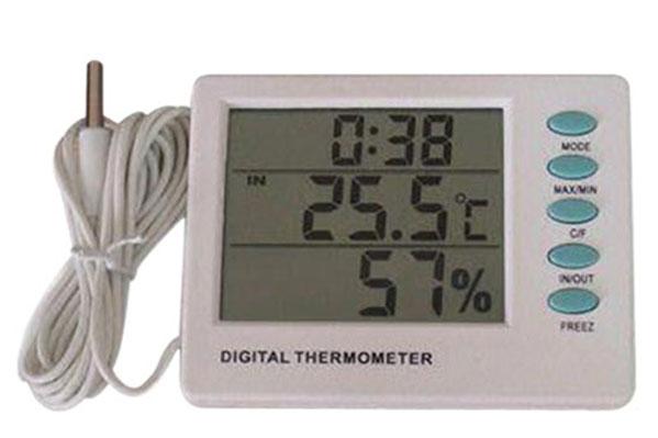 Đồng hồ đo nhiệt độ, độ ẩm M&MPro HMAMT109