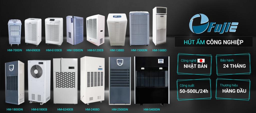 3 Nét đặc trưng của máy hút ẩm công nghiệp giá rẻ chính hãng.