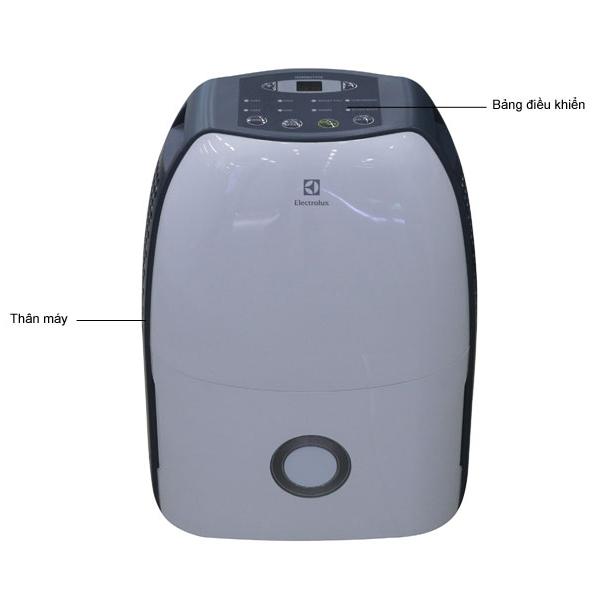 Sự cuốn hút của máy hút ẩm electrolux