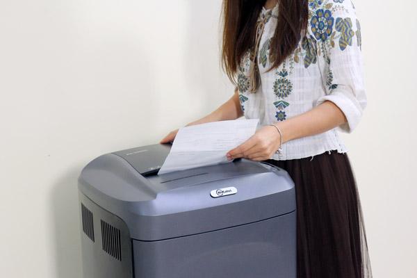 Tổng quan về máy hủy giấy hay máy hủy tài liệu
