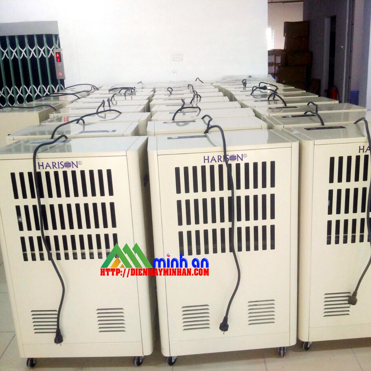 Bán máy hút ẩm công nghiệp Harison HD-150B tại Bắc Ninh giá tốt