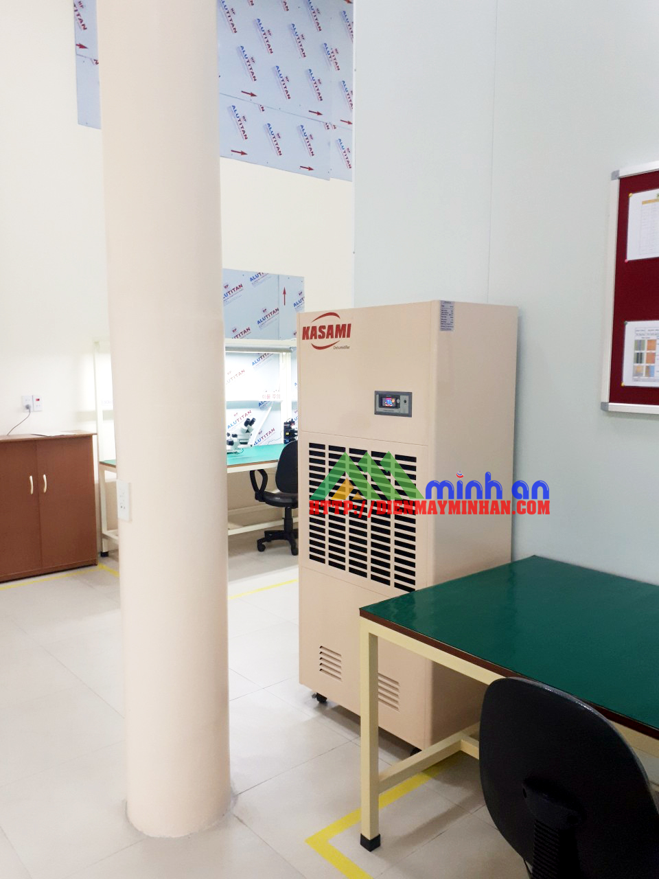 Hướng dẫn Chọn mua máy hút ẩm công nghiệp giá tốt tại Nam Định