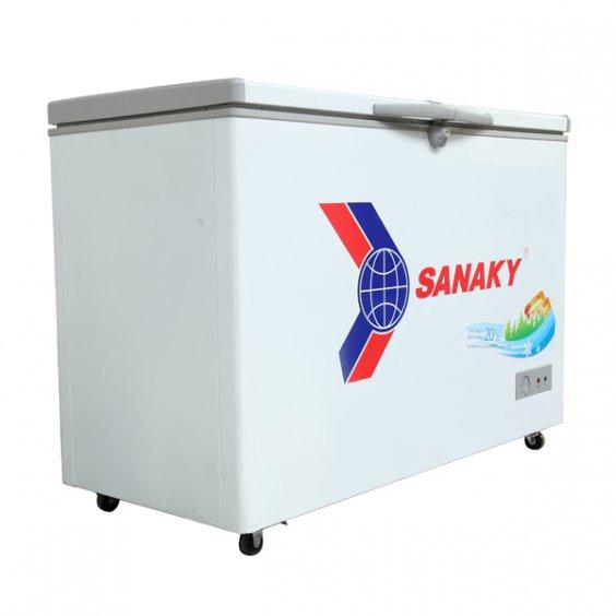 Tủ đông Sanaky dàn đồng VH-2299A1 220 lít , 120 W