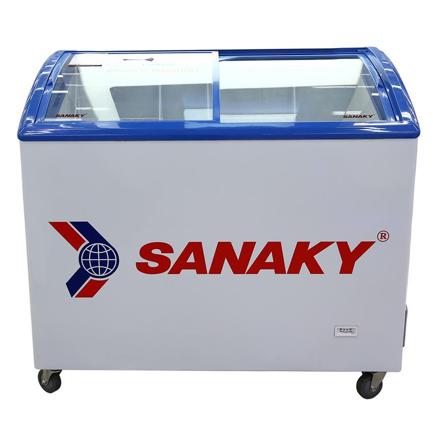 Tủ đông nắp Kính Sanaky VH-382K