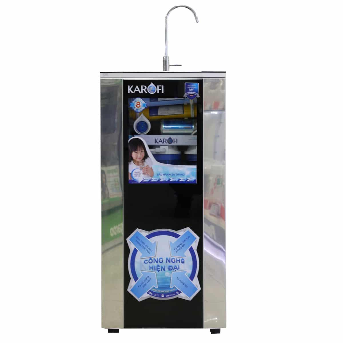 Máy lọc nước Karofi 7 lõi – KT70IQ