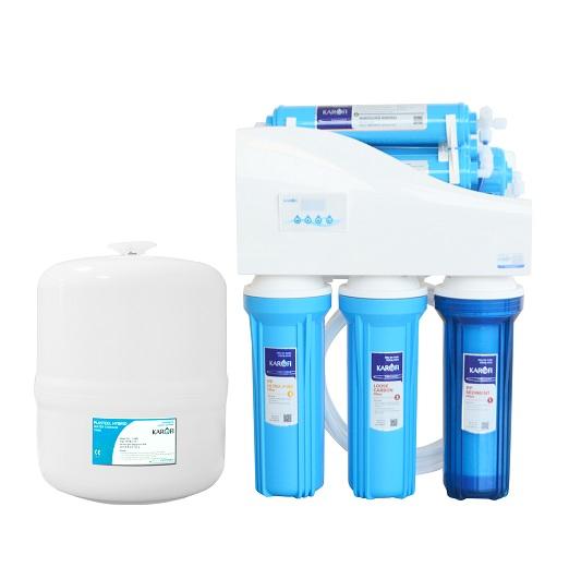 Máy lọc nước 8 cấp Karofi iRO 1.1 KT-K8I-1-AQL, Không tủ