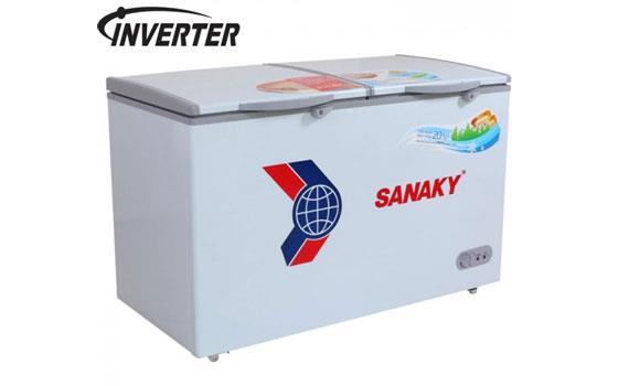 Tủ Đông Inverter Sanaky VH-4099W3 (2 Ngăn Đông, Mát 400 Lít)