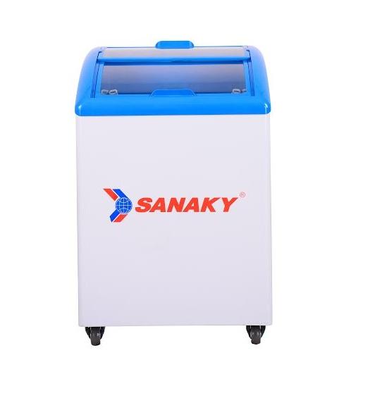 Tủ đông nắp kính Sanaky VH-182K