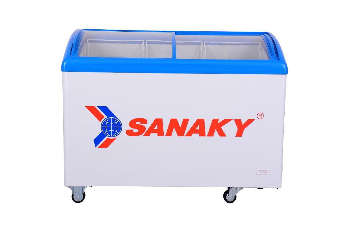 Tủ đông nắp kính Sanaky VH-482K