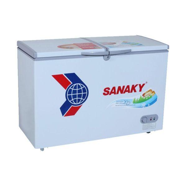 Tủ đông Sanaky dàn đồng VH – 2599A1