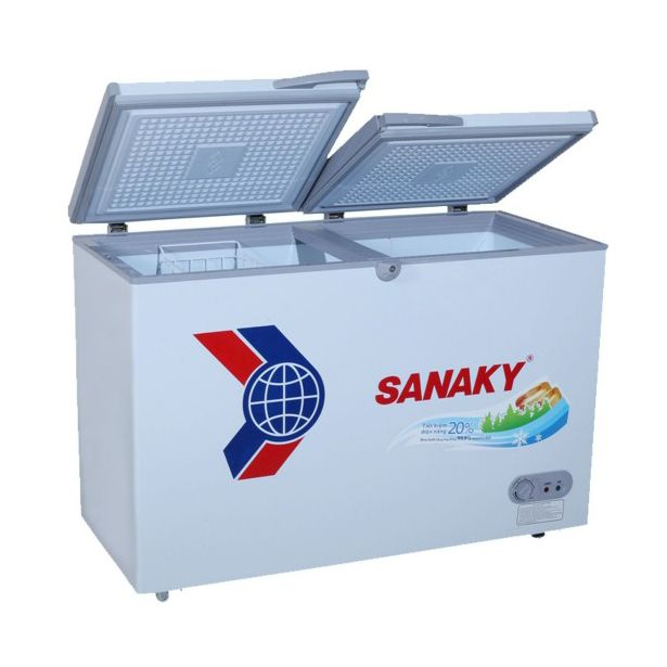 Tủ đông Sanaky dàn đồng VH-2899A1