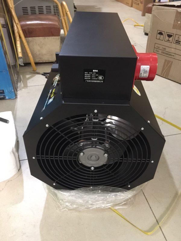 Quạt sưởi điện úm gà công suất 30kw