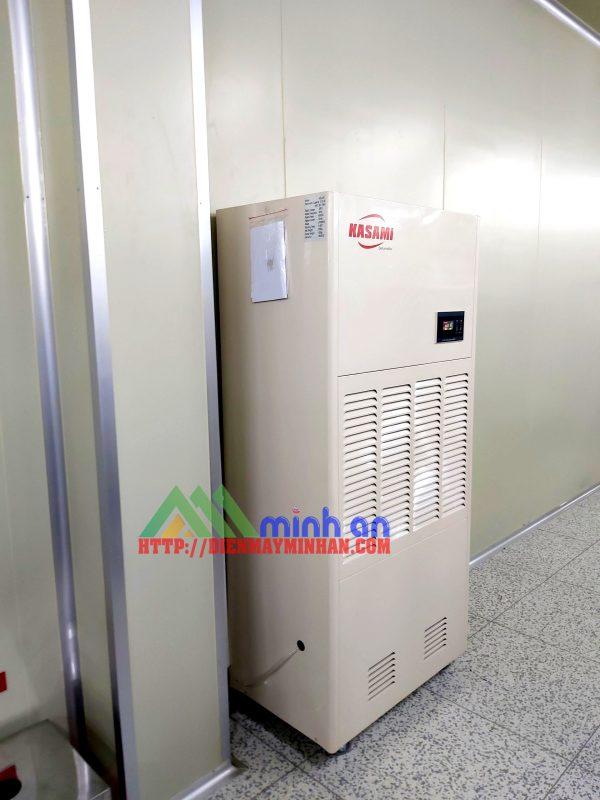 Đột phá công nghệ mới của máy hút ẩm công nghiệp tại Hà Nam