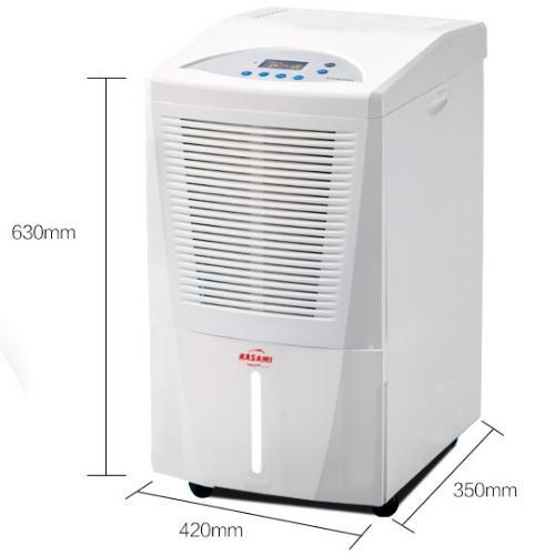 Kích thước của máy hút ẩm Kasami KD-50