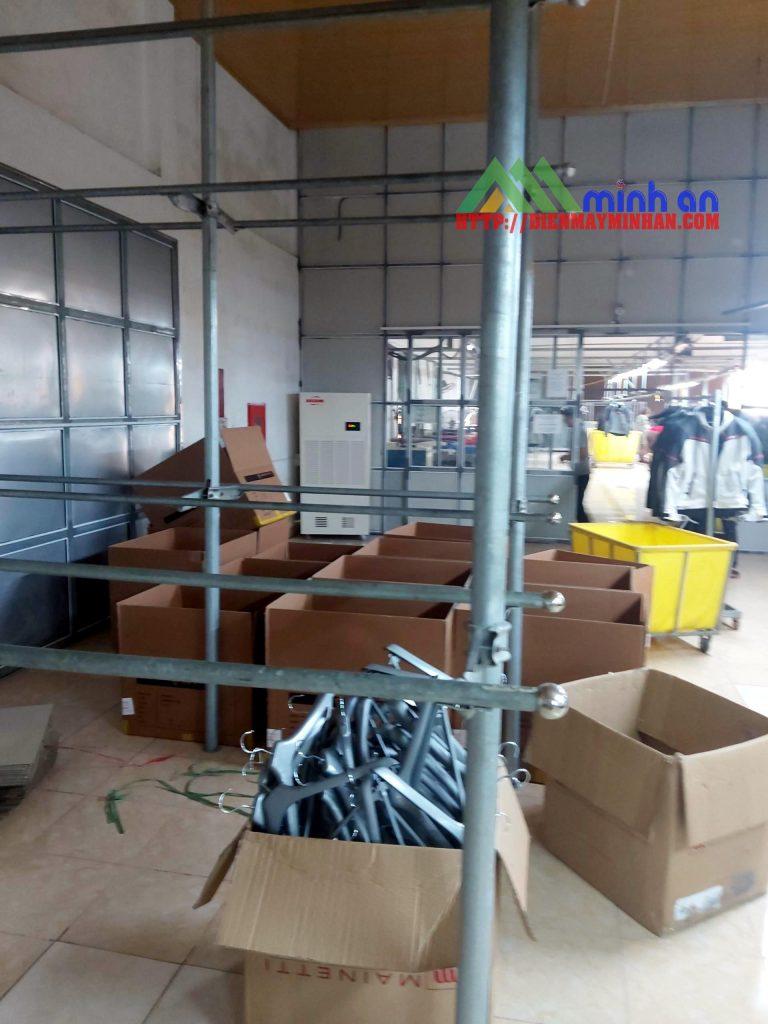 Lắp đặt máy hút ẩm công nghiệp giá rẻ tại Nam Định