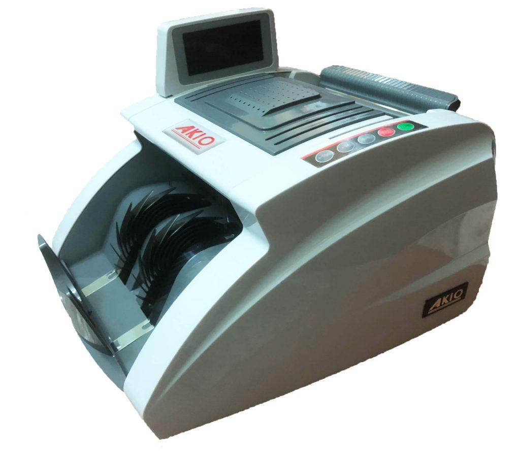 Máy đếm tiền ngân hàng AKIO AD 168