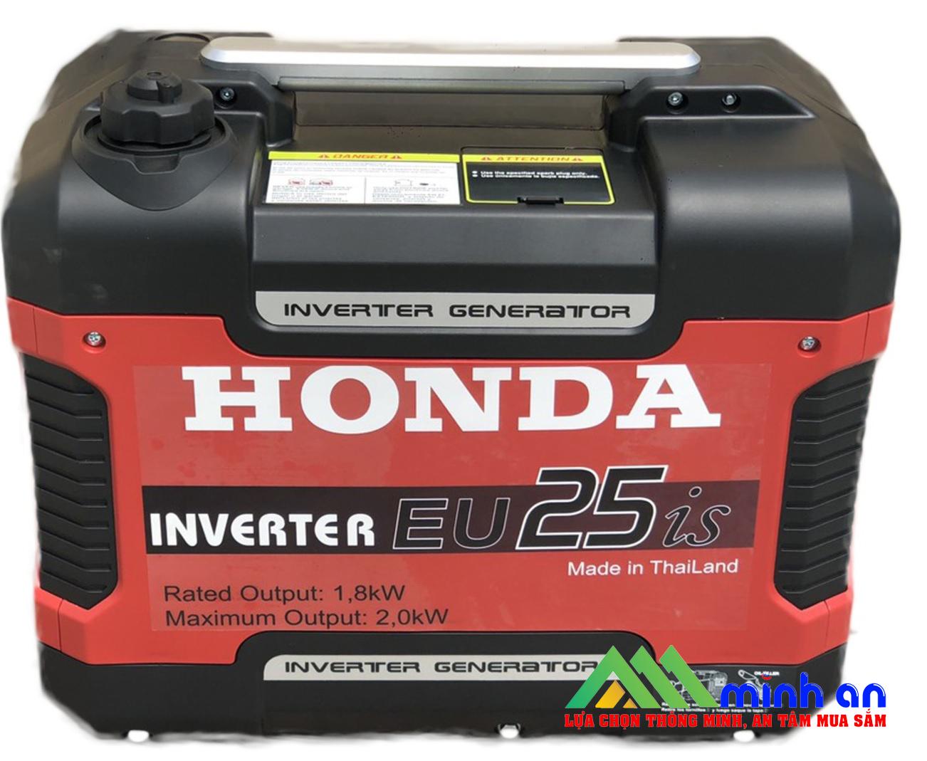 Máy phát điện Honda EU25i INVERTER
