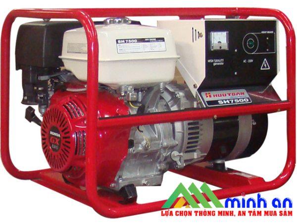 Máy phát điện Honda Hữu Toàn SH7500