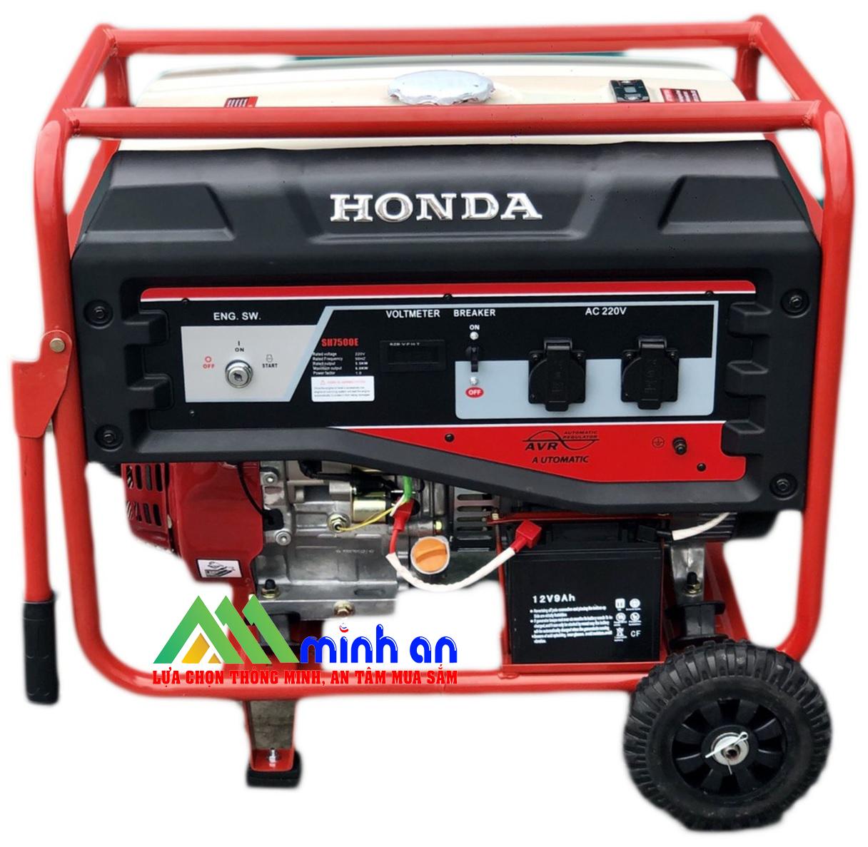 Máy phát điện Honda SH 11000GS