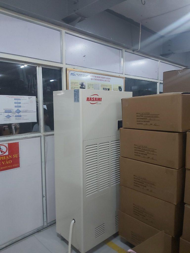 Máy hút ẩm công nghiệp Kasami KD-240