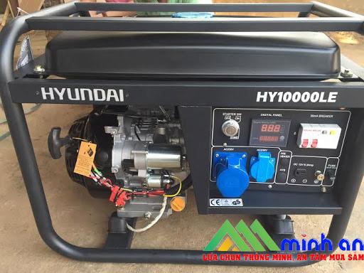 Máy phát điện xăng Hyundai HY10500LE