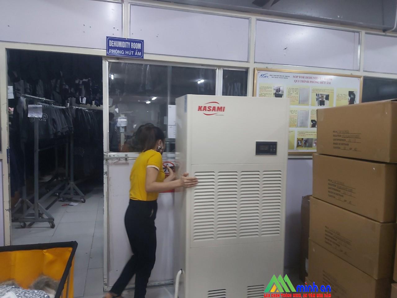Tìm hiểu về máy hút ẩm tại Việt Nam