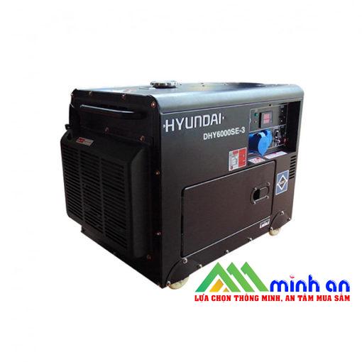 Máy phát điện HYUNDAI DHY6000SE-3