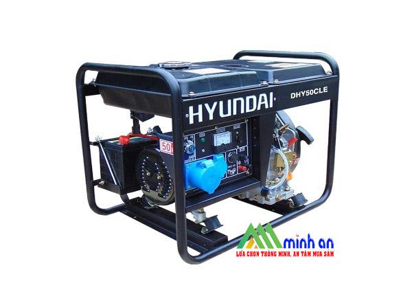 Máy phát điện Hyundai DHY50CLE
