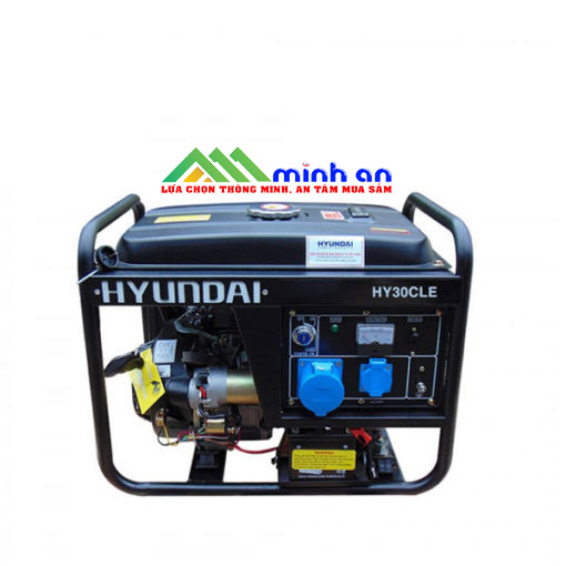 Máy phát điện Huyndai HY30CLE