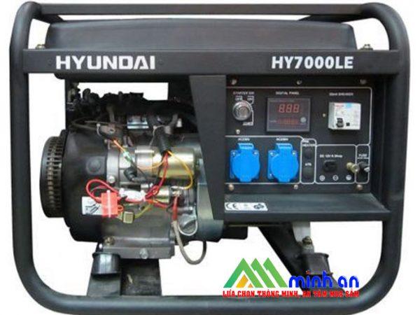 Máy phát điện xăng Hyundai HY7000LE