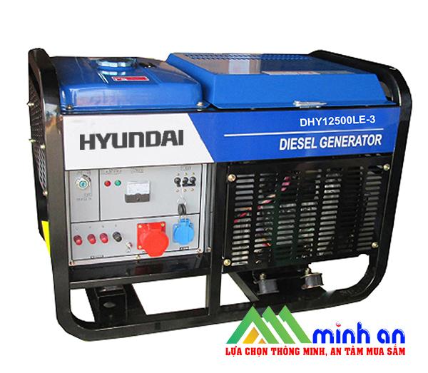 Máy phát điện Hyundai DHY12500LE-3