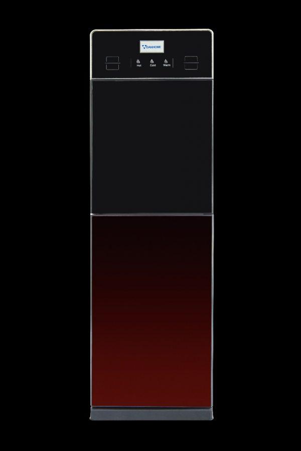 Máy nước nóng lạnh Danhome B23 màu đỏ bóc đô