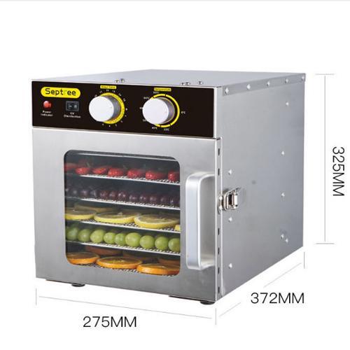 máy sấy hoa quả chính hãng