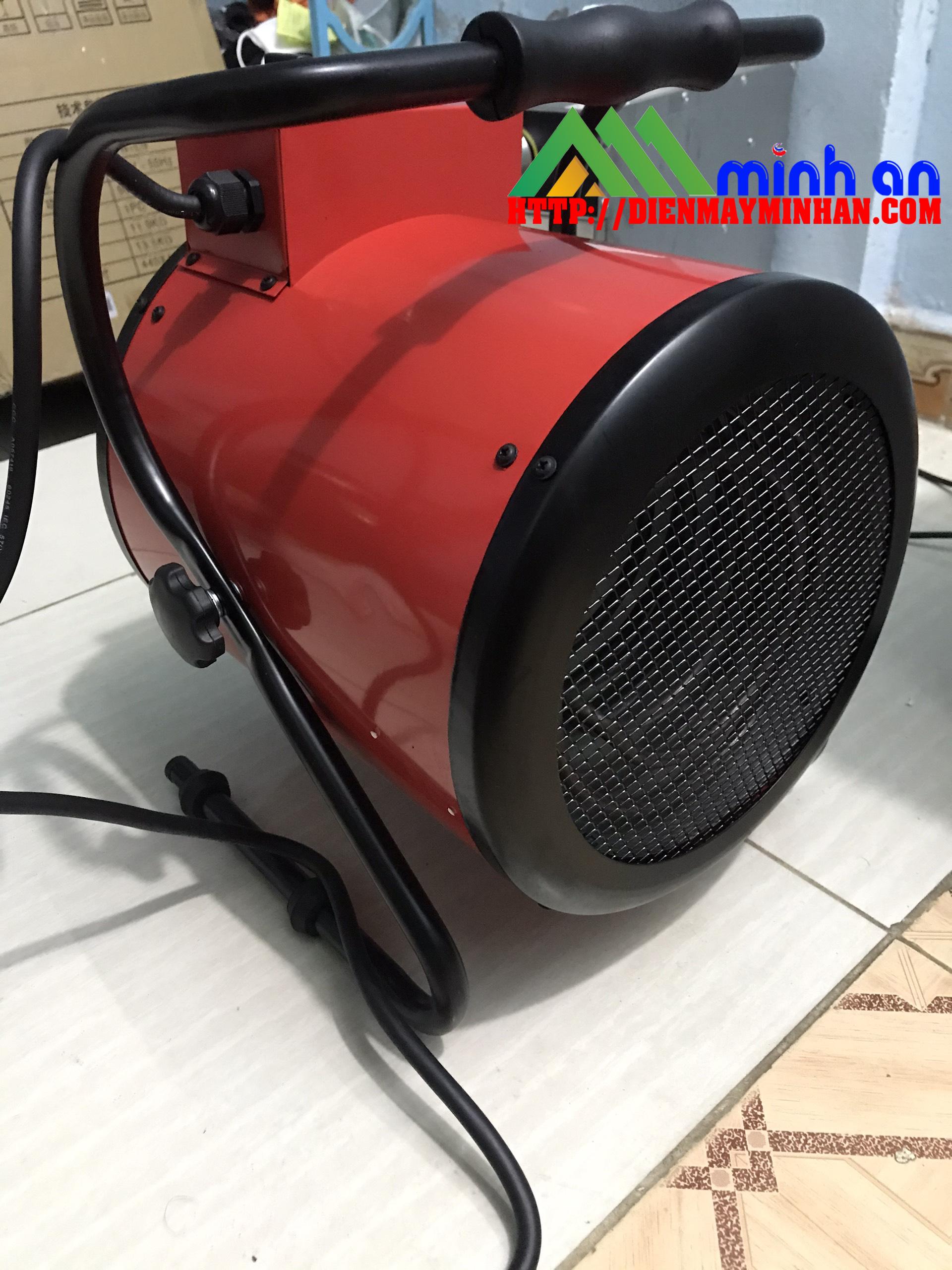 Bán máy sấy gió nóng 3kw tại Hồ Chí Minh giá tốt