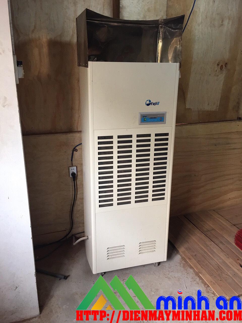 Làm sao dùng máy hút ẩm Fujie HM-1800D để có được độ ẩm phù hợp