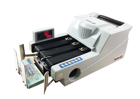 Máy đếm tiền Masu 999