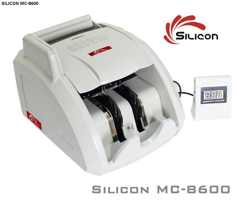 Máy đếm tiền Silicon MC- 8600
