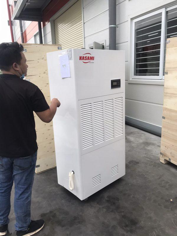 Máy hút ẩm công nghiệp Kasami KD-210B tại Hải Phòng