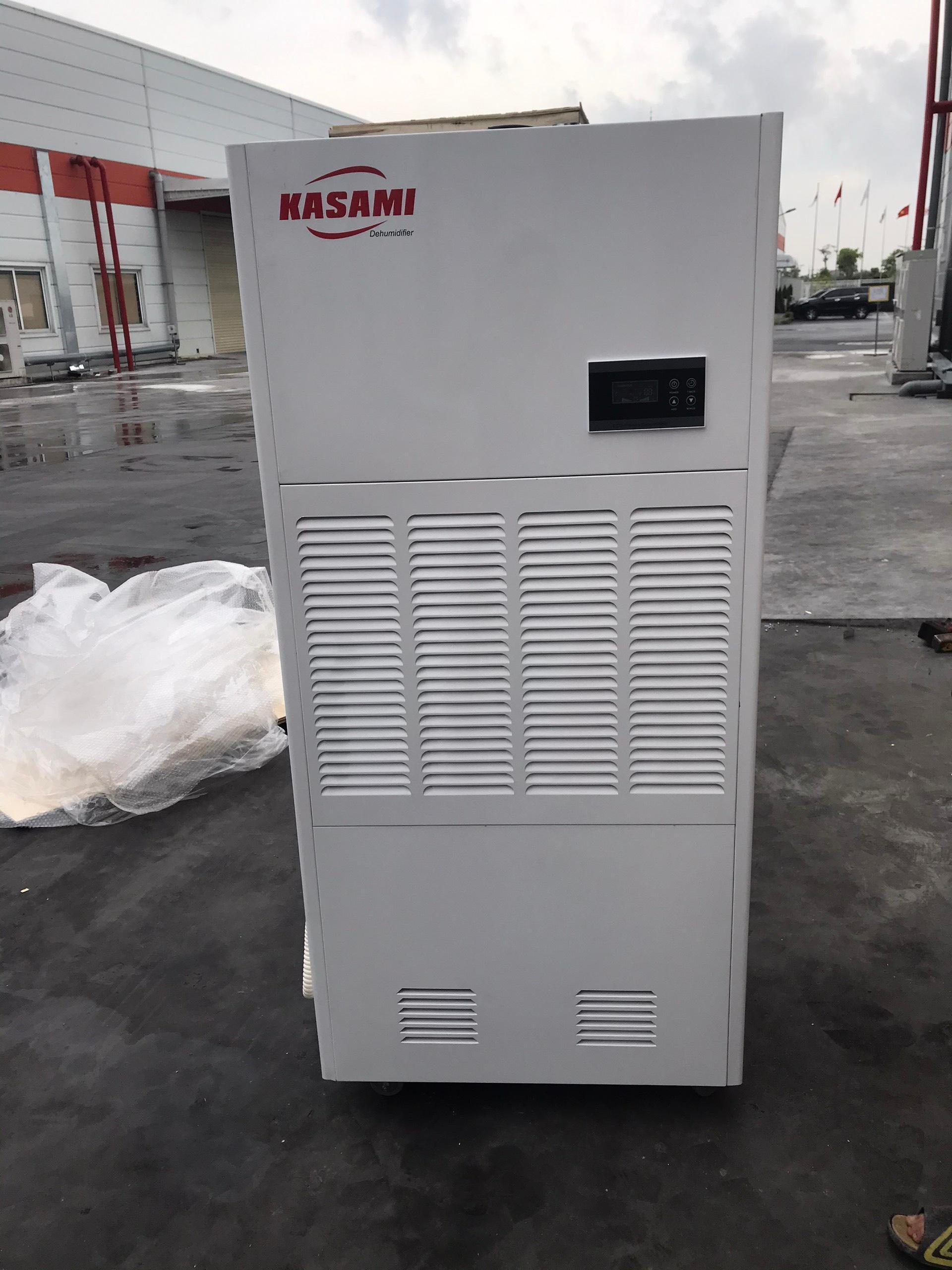 Trình làng máy hút ẩm công nghiệp Kasami KD-210B năm 2020